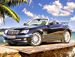Chrysler CrossFire的拼图游戏